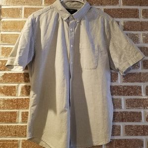 Forever 21 mens button up shirt